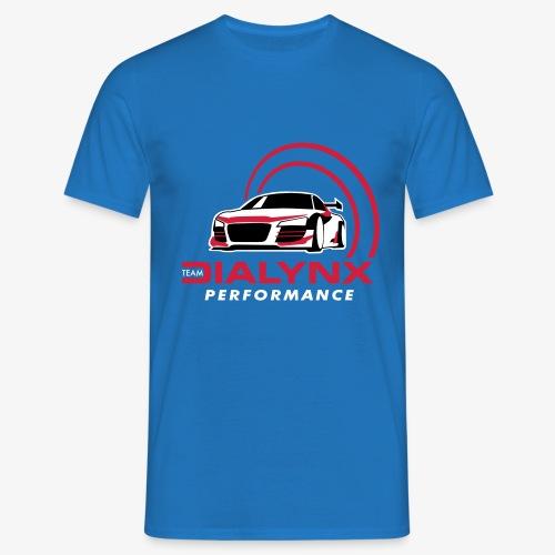Dialynx Performance Race Team Dark Range - Men's T-Shirt