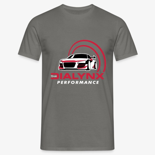 Dialynx Performance Race Team Dark Range - Men's T-Shirt