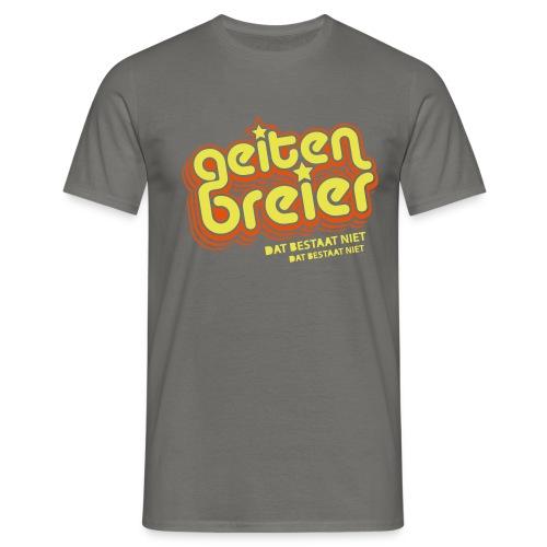 Geitenbreier - Mannen T-shirt