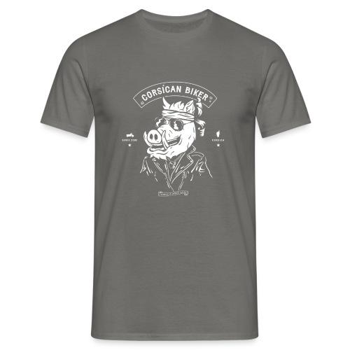 CORSEAMOTO TEE SHIRT full png - T-shirt Homme