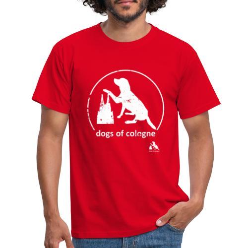 Dogs of Cologne - das Original! - Männer T-Shirt