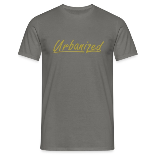 Urban Gold - Men's T-Shirt