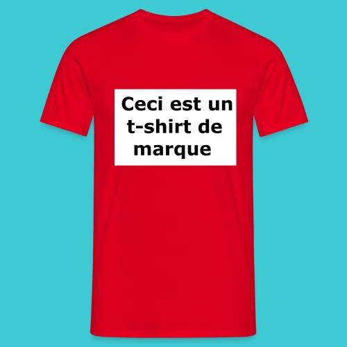t-shirt2 - T-shirt Homme