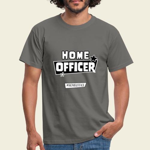 Home Officer - Männer T-Shirt