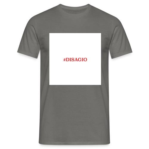 COLLEZIONE UNISEX #DISAGIO - Maglietta da uomo