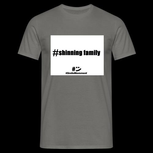 shinning family - T-shirt Homme