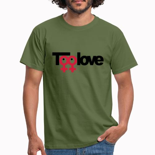 toolove mm - Maglietta da uomo