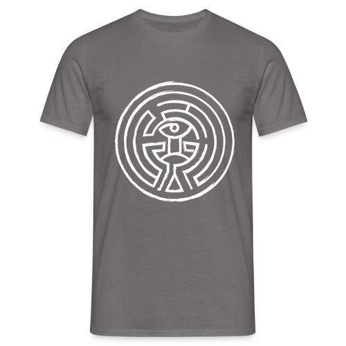 Mapa Westworld - Camiseta hombre