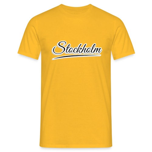 stockholm - Men's T-Shirt