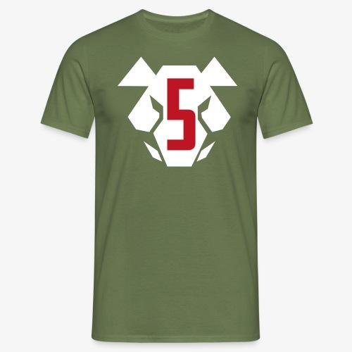EO5-pighead - Miesten t-paita