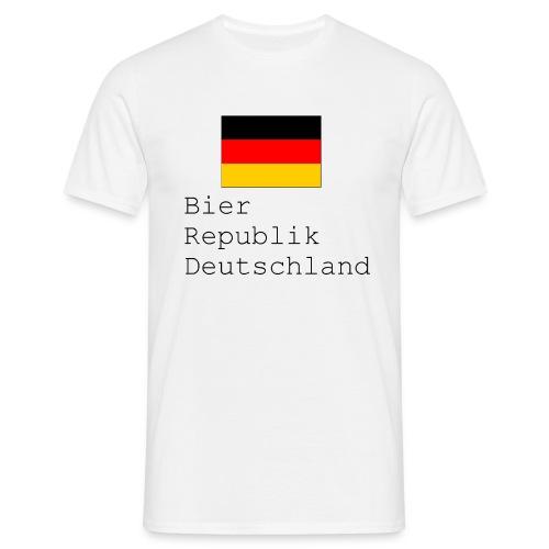 bdr1 - Männer T-Shirt