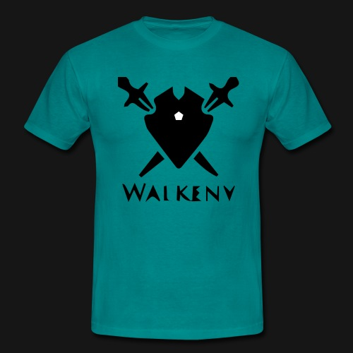 Walkeny Schwert Logo! - Männer T-Shirt