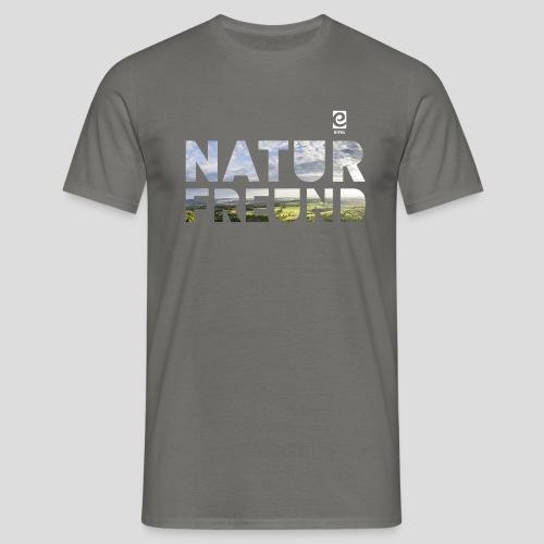 Naturfreund - weiß - Männer T-Shirt