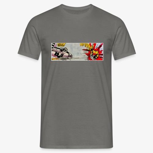 ATOX - Maglietta da uomo