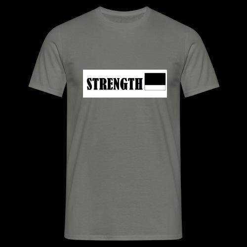 STRENGTH - Miesten t-paita