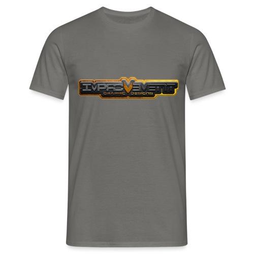 Improvement Merchandise #1 - Mannen T-shirt