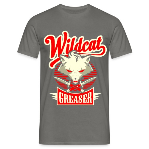wildcat - Camiseta hombre