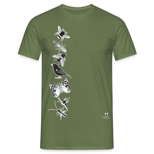 Polinizadores - Camiseta hombre
