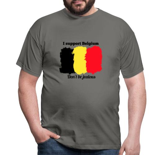 3SB - Edition limitée - I support Belgium - T-shirt Homme