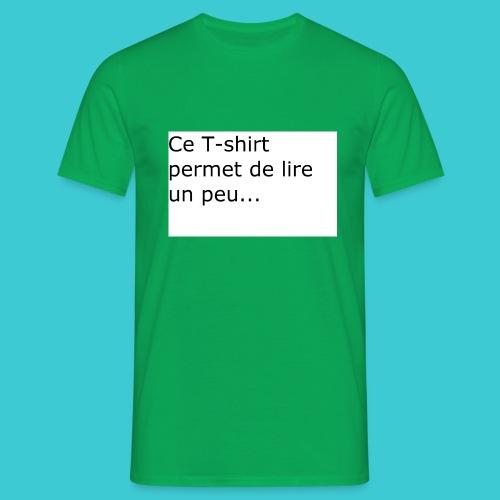 t shirt3 - T-shirt Homme