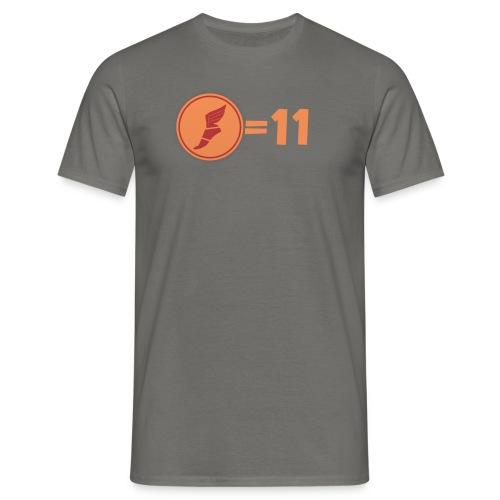 11 Scouts - T-shirt herr