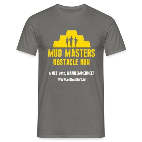 tshirt front - Mannen T-shirt