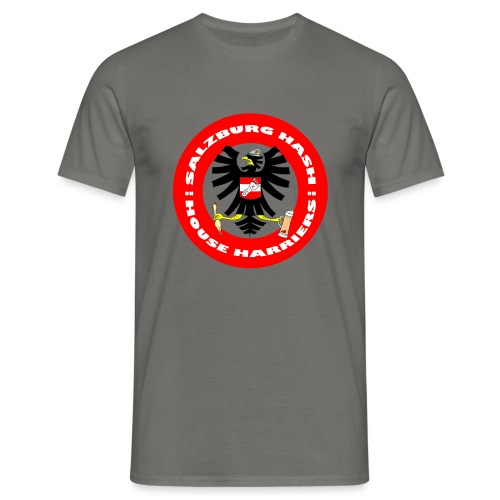 Salzburg Hash Logo - Men's T-Shirt