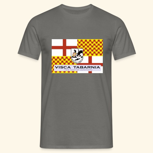 tabarnia01 - Camiseta hombre