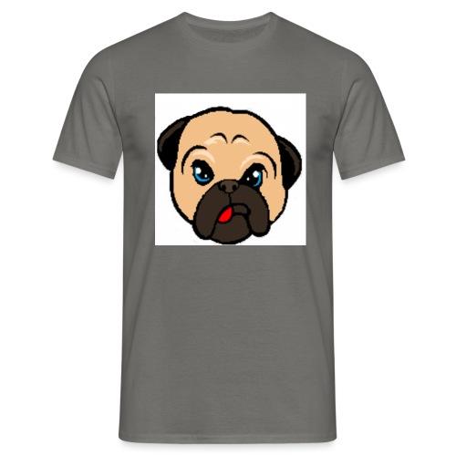 Dog - T-skjorte for menn