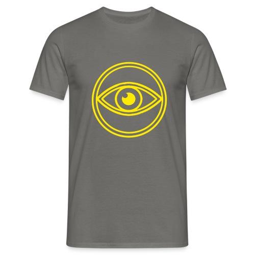 le voyant jaune - T-shirt Homme