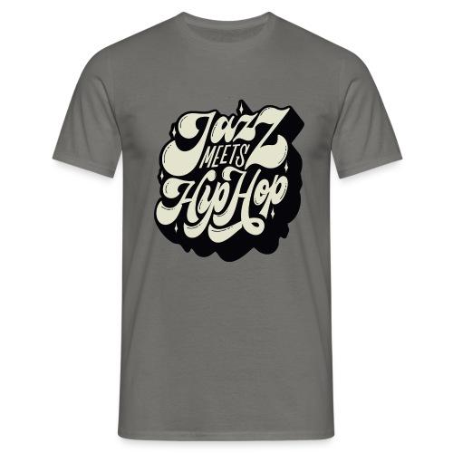 LOGO Jazz Meets HipHop - T-shirt Homme