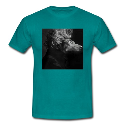 Mozartdackel - Männer T-Shirt