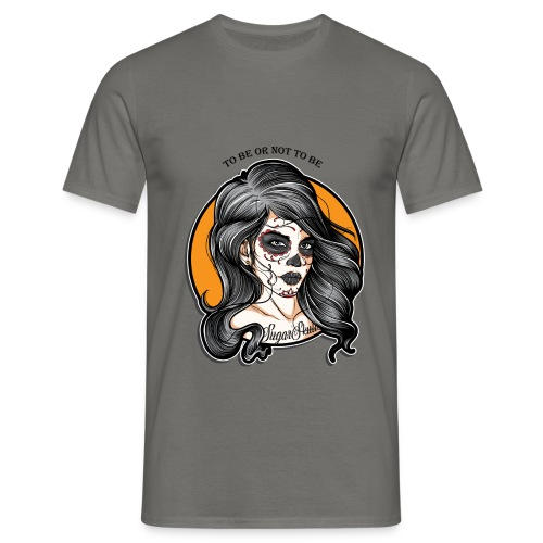to be or not to be - T-shirt Homme