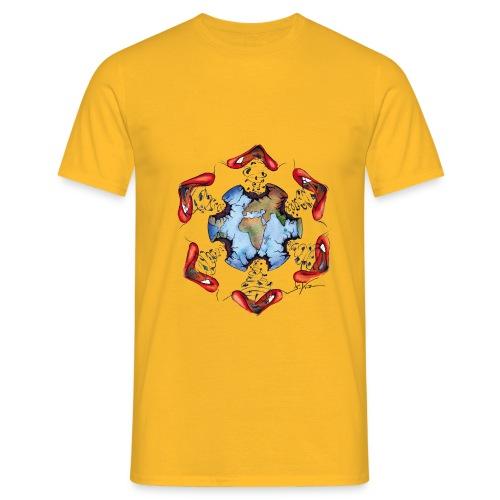 Égoïsme de l'être humain - T-shirt Homme