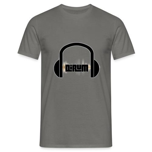 sound dirum - Männer T-Shirt