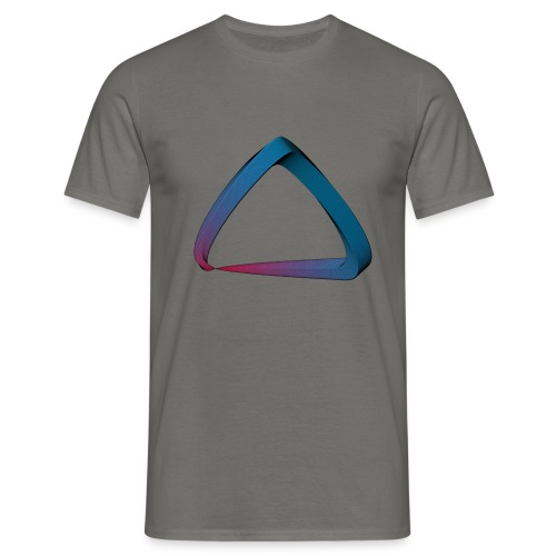 The Triangle - Mannen T-shirt