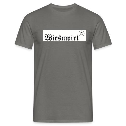 Wiesnwirt - Männer T-Shirt