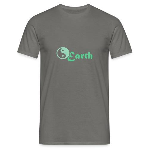 Earth - Männer T-Shirt