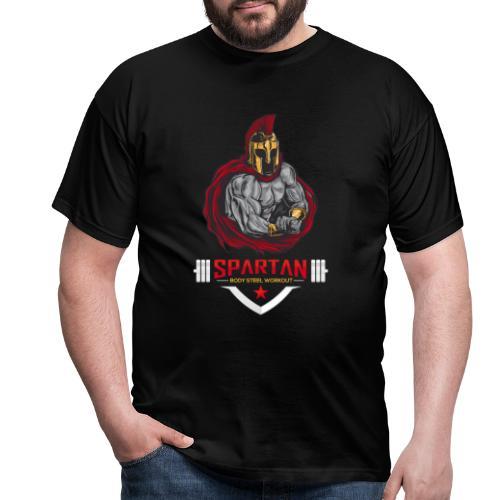 Spartan Workout Ultimatives Fitness T-Shirt - Männer T-Shirt