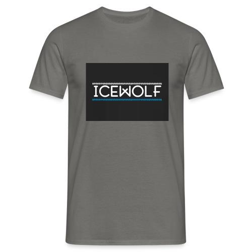 ICEWOLF Suomi - Miesten t-paita