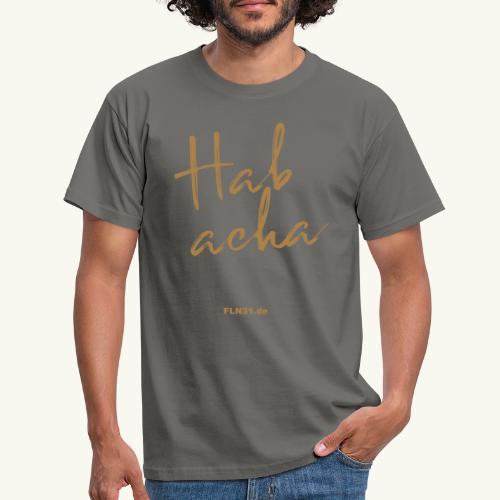 Habacha - Männer T-Shirt