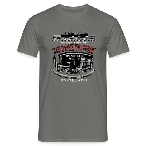 PARK VICTORY LAIVA - Tekstiilit ja lahjatuotteet - Miesten t-paita