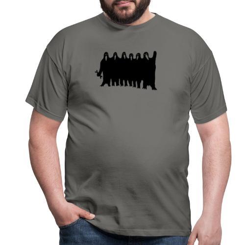 nous sommes le penguin - T-shirt herr