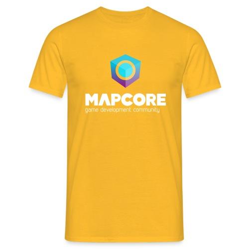 ver Negative fullColor png - Men's T-Shirt