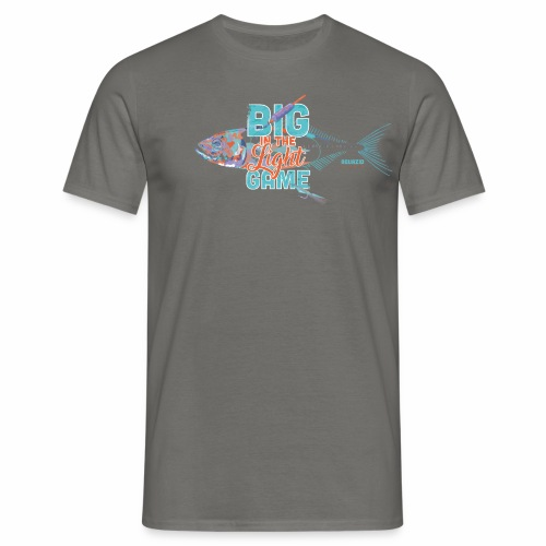 Big in the Light Game - Men's T-Shirt