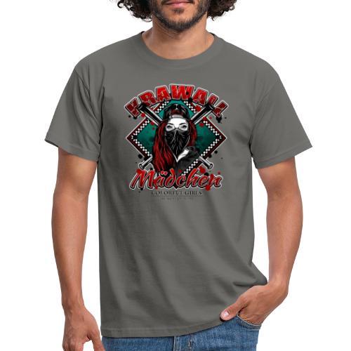 Krawallmädchen - Männer T-Shirt