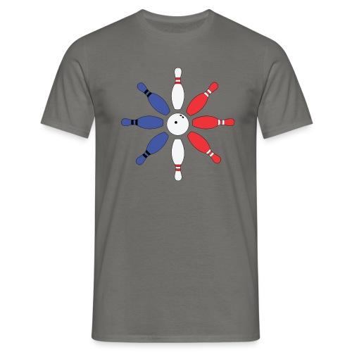 Roue de Quilles - T-shirt Homme