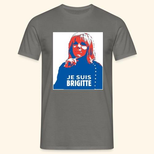 Je suis Brigitte - T-shirt Homme