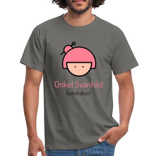 Onkel Svanhild - T-skjorte for menn