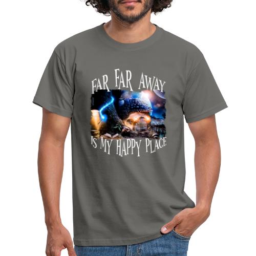 My Happy Place - Mannen T-shirt